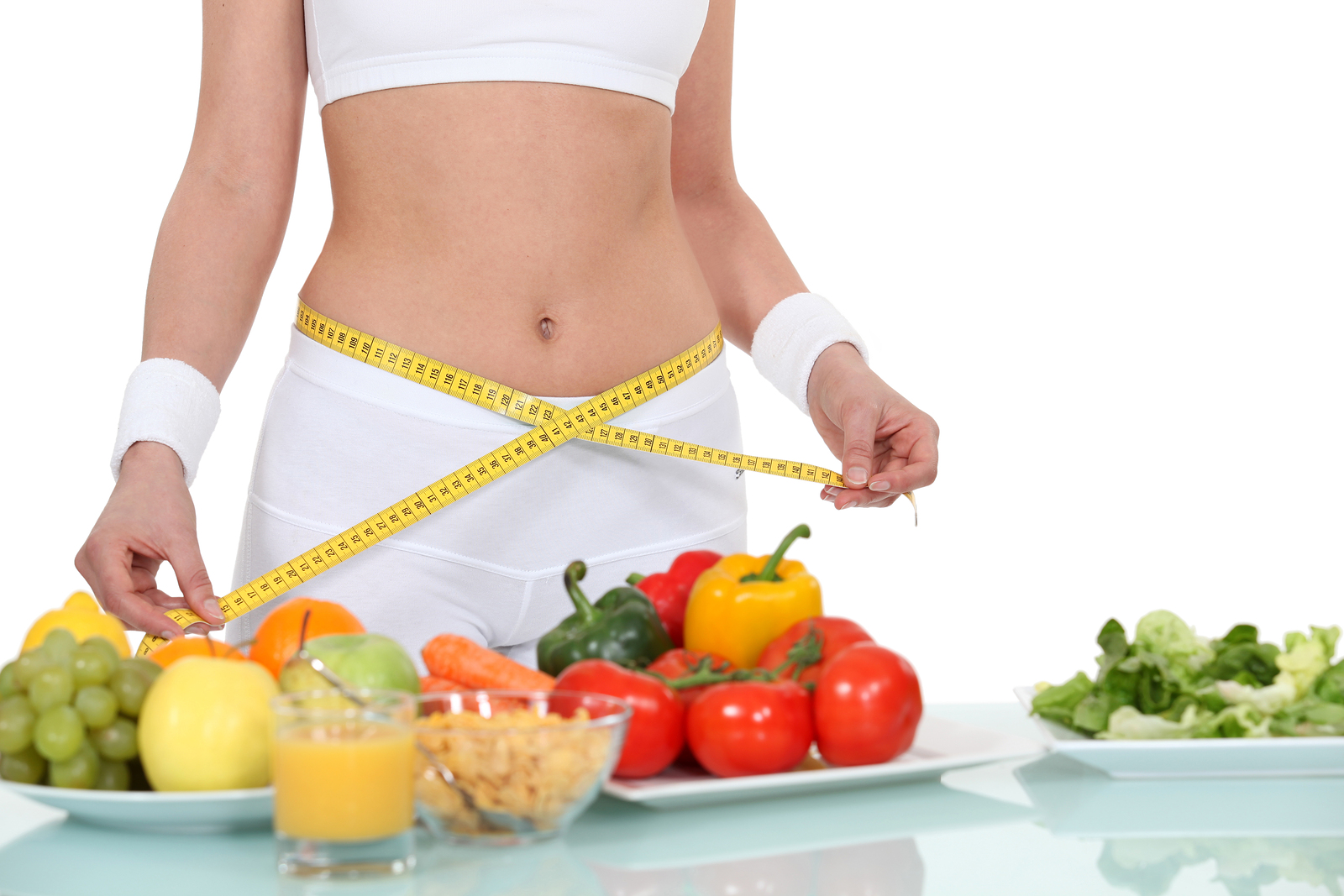2 dietas para bajar 3 kilos en una semana